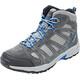 Hi-Tec Alto II Mid WP Shoes Men Charcoal/Grey/Cobalt